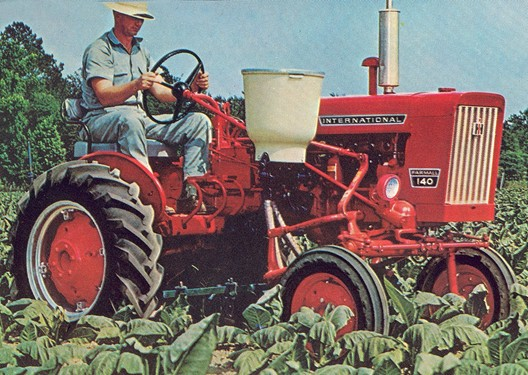 Farmall 140 Tractor : Tractor of the week farmall post you photos
