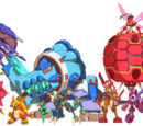 Mega Man ZX series bosses