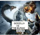 Cloverfield monster/Movie idea: Godzilla vs the Buraki