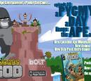 Ape Mountain Trilogy