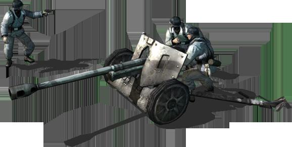 German 50 Mm Anti Tank Gun: Pak 38 50mm Anti-tank Gun