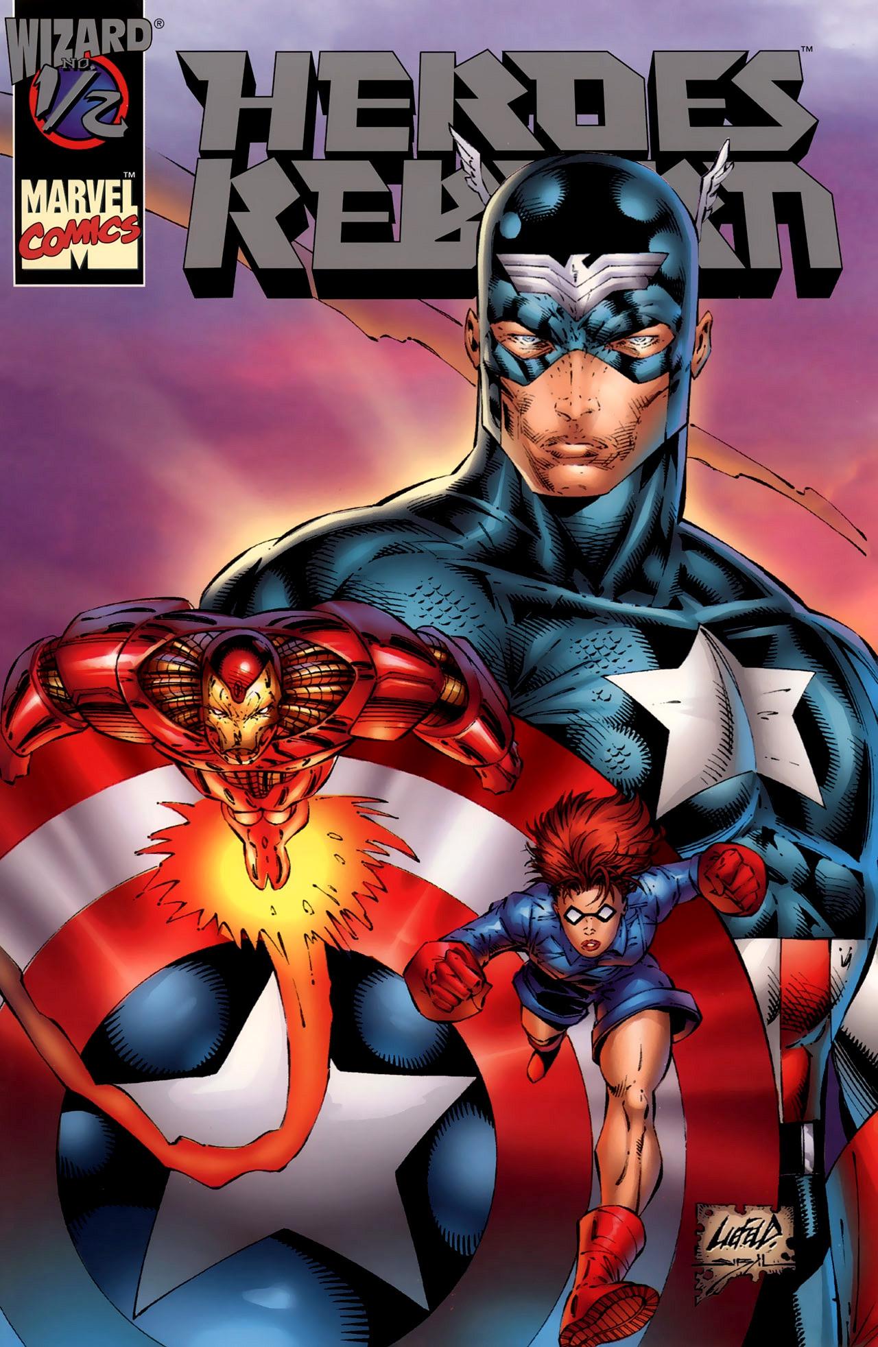 heroes reborn: