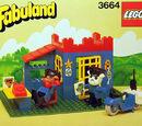 3664 Police Station