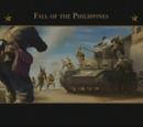 La caída de las Filipinas
