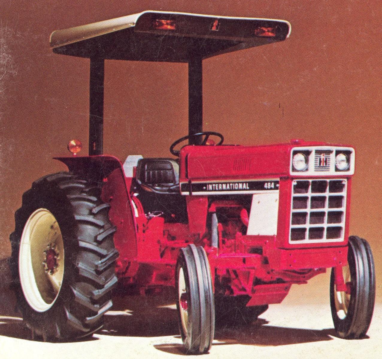International Harvester 464 Tractor Parts : International tractor construction plant wiki