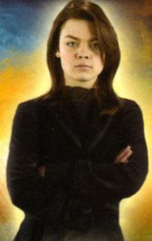 Image - Pansy card HBP 1.jpg - Harry Potter Wiki - Wikia