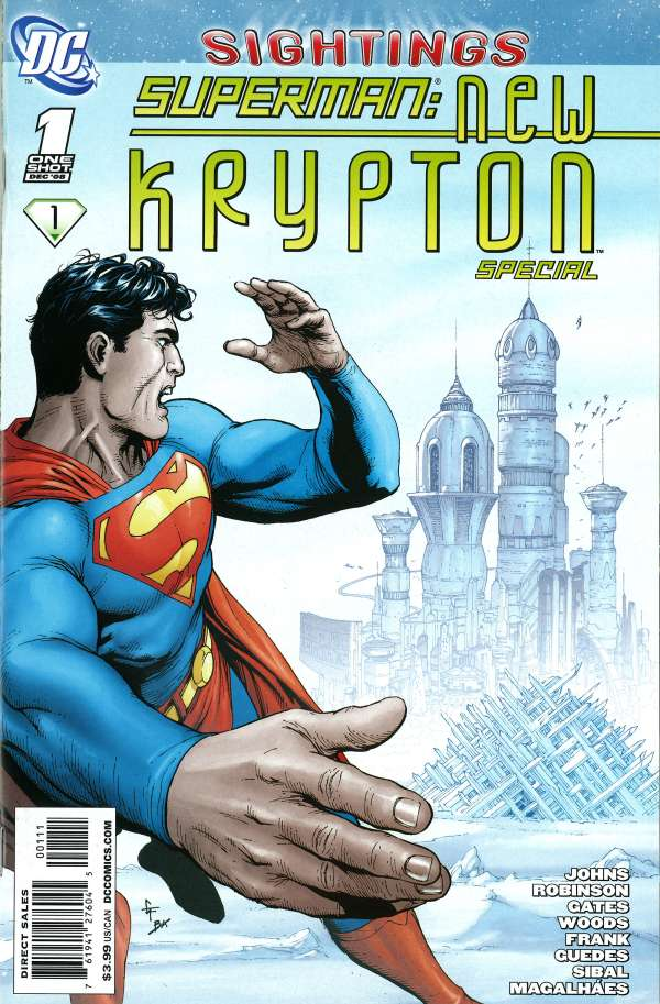 Krypton Superman