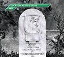 Card 85: Keats's Grave