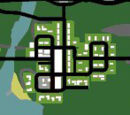 Towns in San Andreas