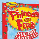 Phineas and Ferb Holiday Favorites cover.png