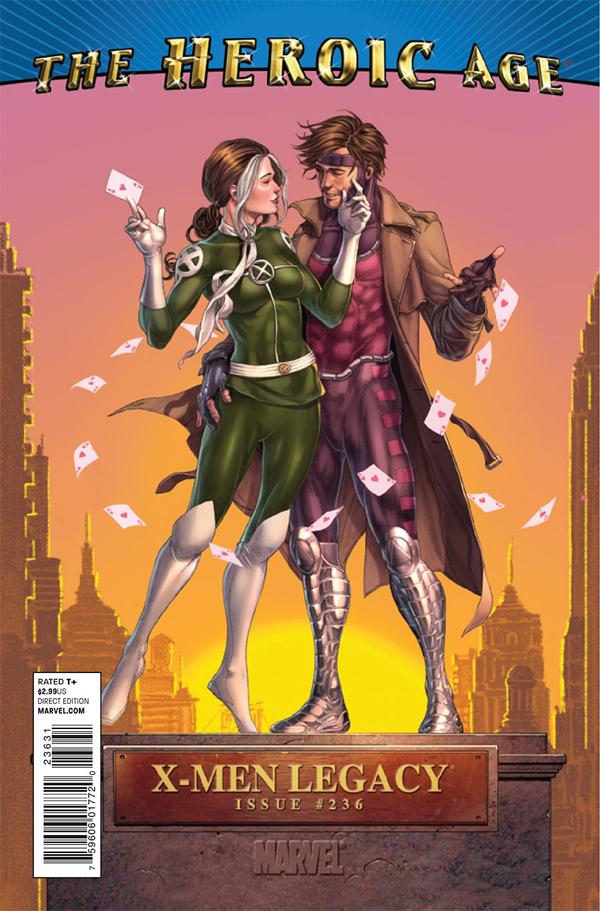 X-Men (Legacy) (Vol 1) # 50 Near Mint (NM) Marvel Comics MODERN AGE