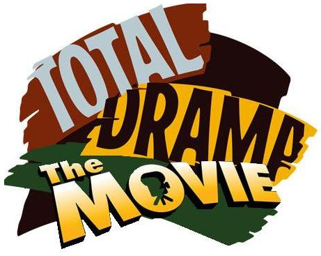 image total drama the movie logopng total drama wiki