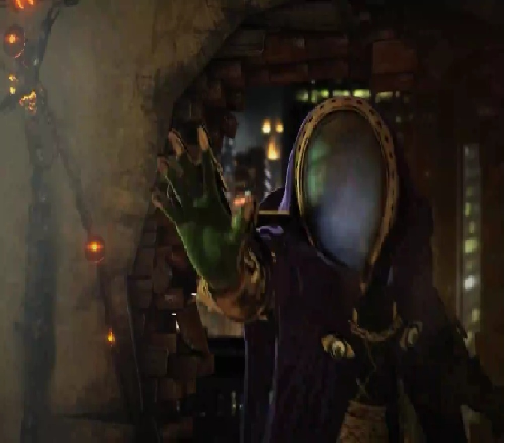 Mysterio spectacular spider man - photo#28