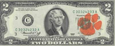new two dollar bill - photo #24