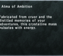 Atma of Ambition