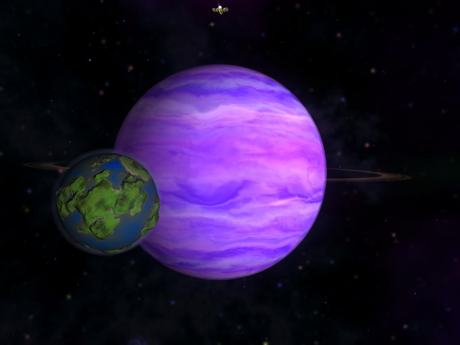 Ответы Как сделать свою планету в Spore? 19