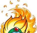 Enemigos con la Habilidad Fuego
