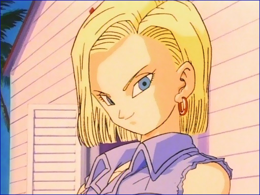 android 18  android 18 androids wiki