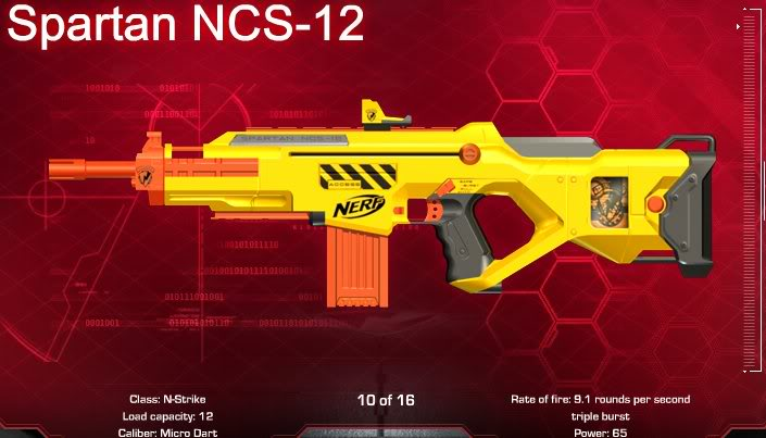 List Of Fictional Nerf N Strike Blasters Nerf Wiki