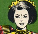 Queenie (New Earth)/Gallery