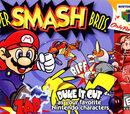 Videojuegos de Smash Bros