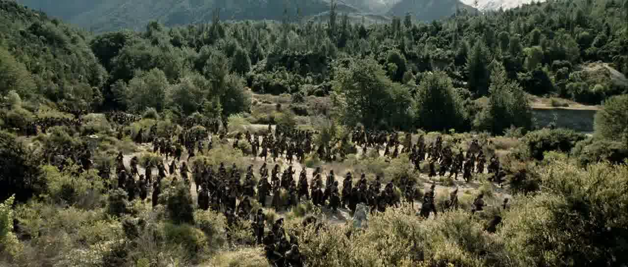 Ithilien - Lord of the Rings Wiki Gollum Falling Into Mount Doom