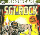Showcase Presents: Sgt. Rock Vol. 1 (Collected)