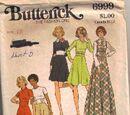 Butterick 6999 A