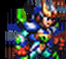 Mega Man X6 sprites