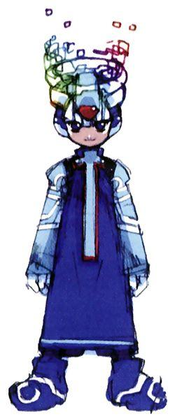 MegaMan Zero- Cyber Elf X jpgMegaman Zero Copy X