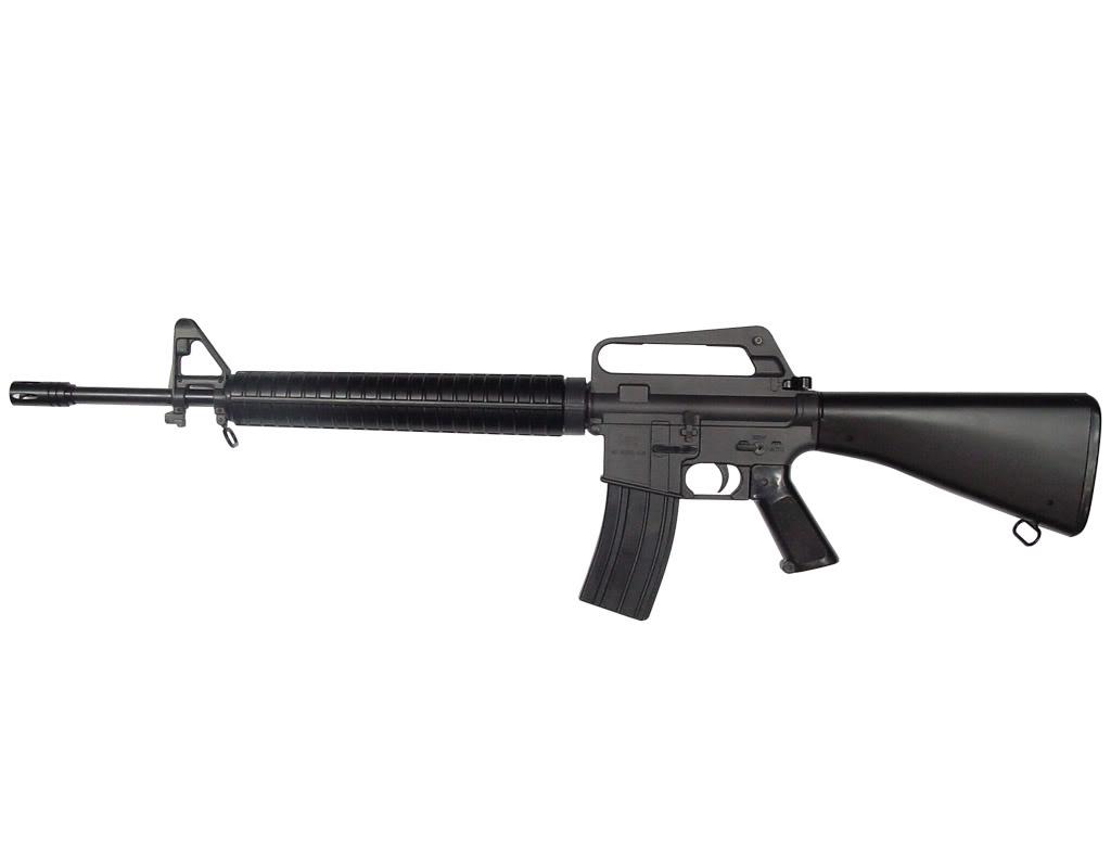M16 asg w-2  M16