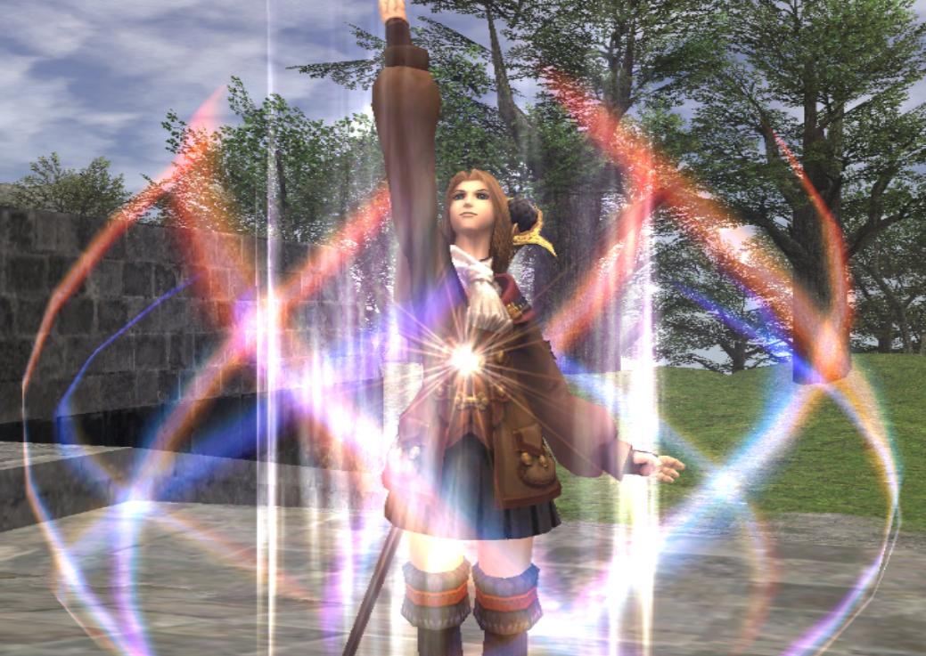 Regen (Ability) - The Final Fantasy Wiki - 10 years of ...