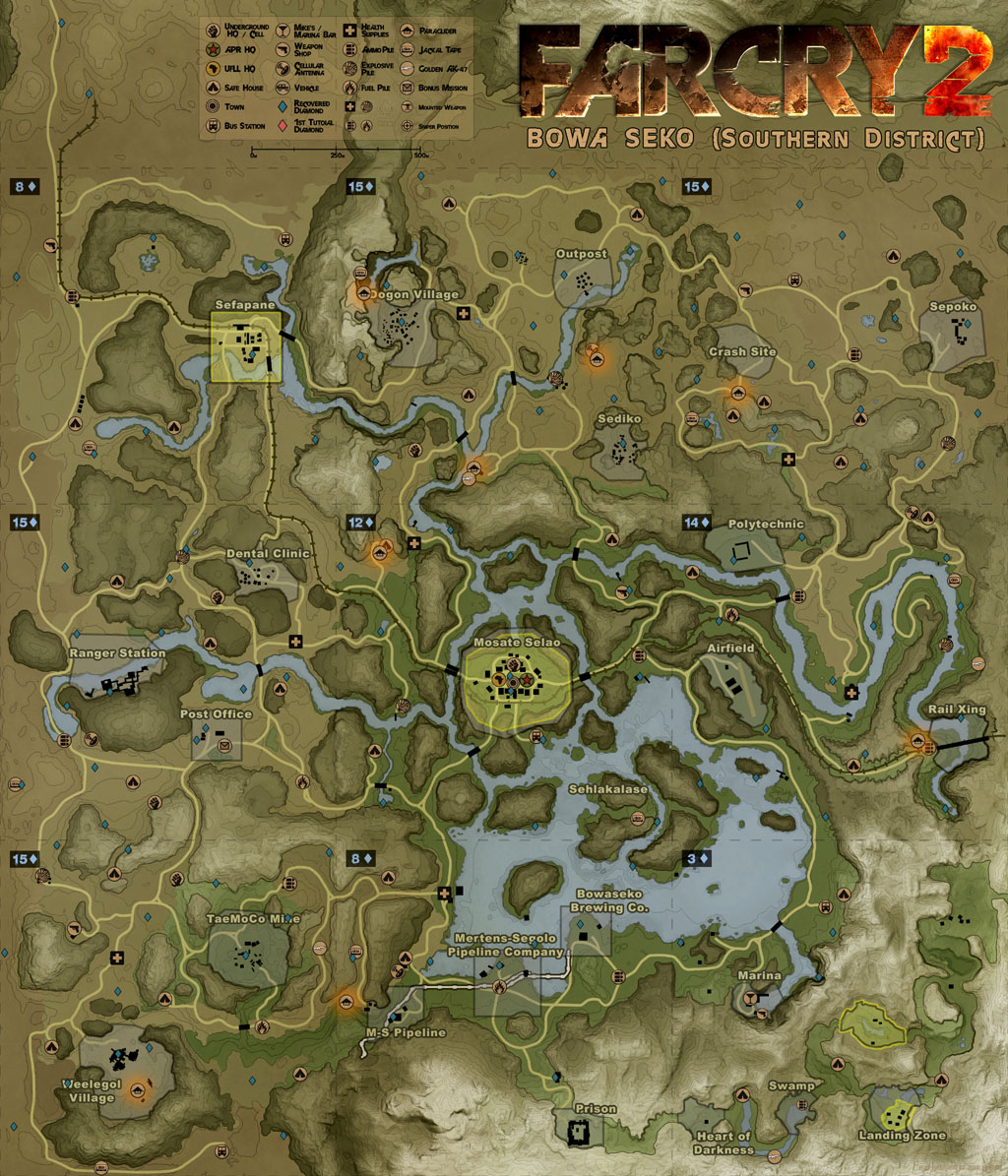 Los mapas más grandes de los videojuegos FC2_Map_SD_Paragliders