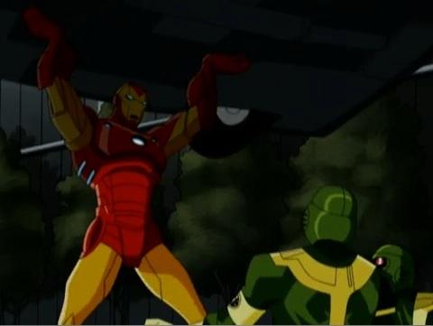 Episode Iron Man Is Born Marvel Animated Universe Wiki