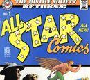 JSA Returns: All-Star Comics Vol 1 1