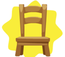 Mexican Wooden Chair