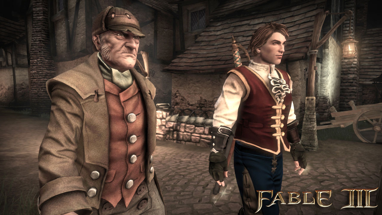 Fable 3 Wiki - #GolfClub