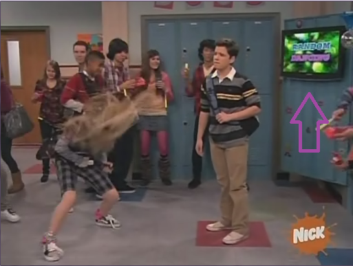changing room scene icarly