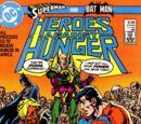 Heroes Against Hunger Vol 1 1