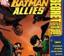 Batman Allies Secret Files and Origins 2005 (1)