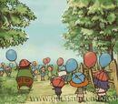 Puzle 14: Gorras y globos