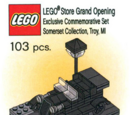 Troy Store Opening Set
