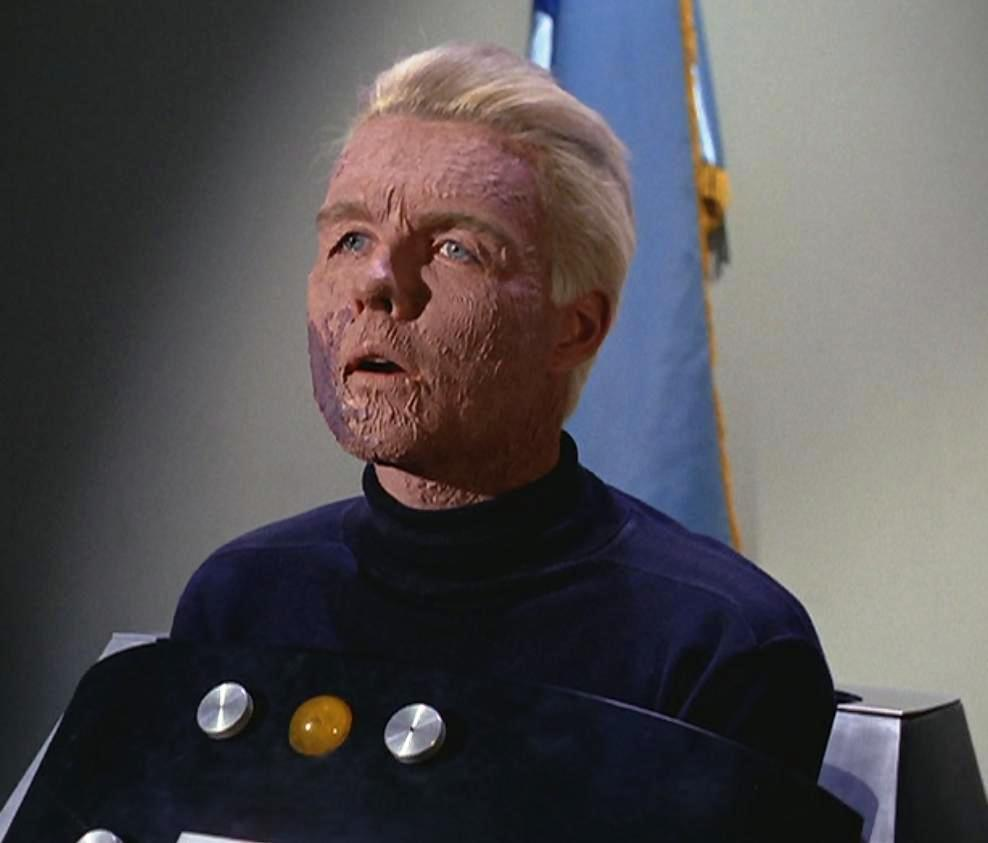 Star Trek The Menagerie Part 1 Headhunter S Holosuite