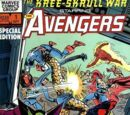 Kree-Skrull War Starring the Avengers Vol 1
