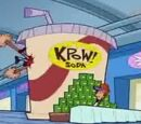 K-Pow Soda!