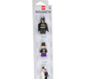 M780 Batman Minifigure Magnet Set