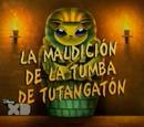 La maldición de la tumba de Tutangatón