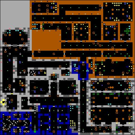 Episode 1 floor 2 wolfenstein wiki for Floor 5 boss map
