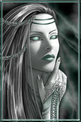 Ananke; Goddess of Necessity, Compulsion and Inevitability