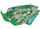 Six Flags Over Texas map.png